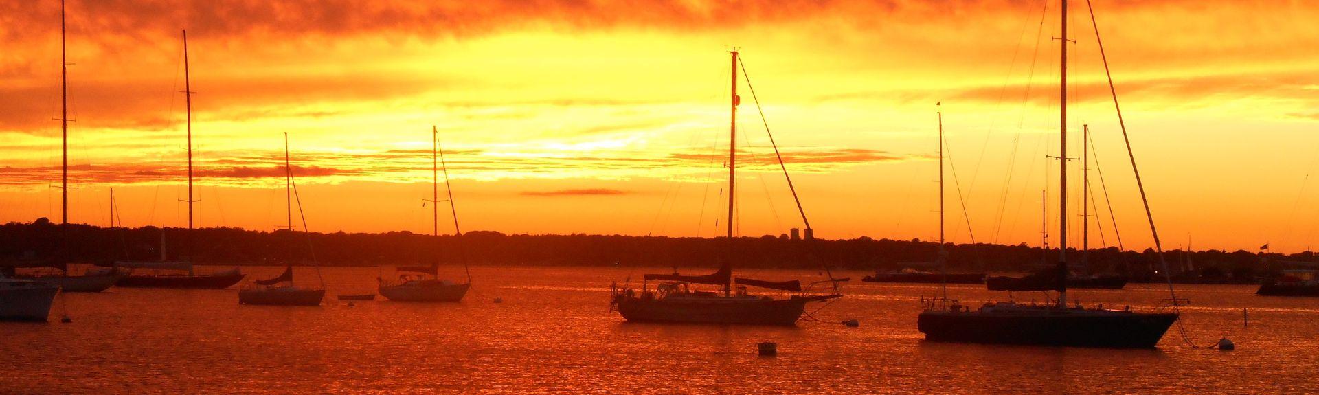Yachting Village, Newport, Rhode Island, Estados Unidos