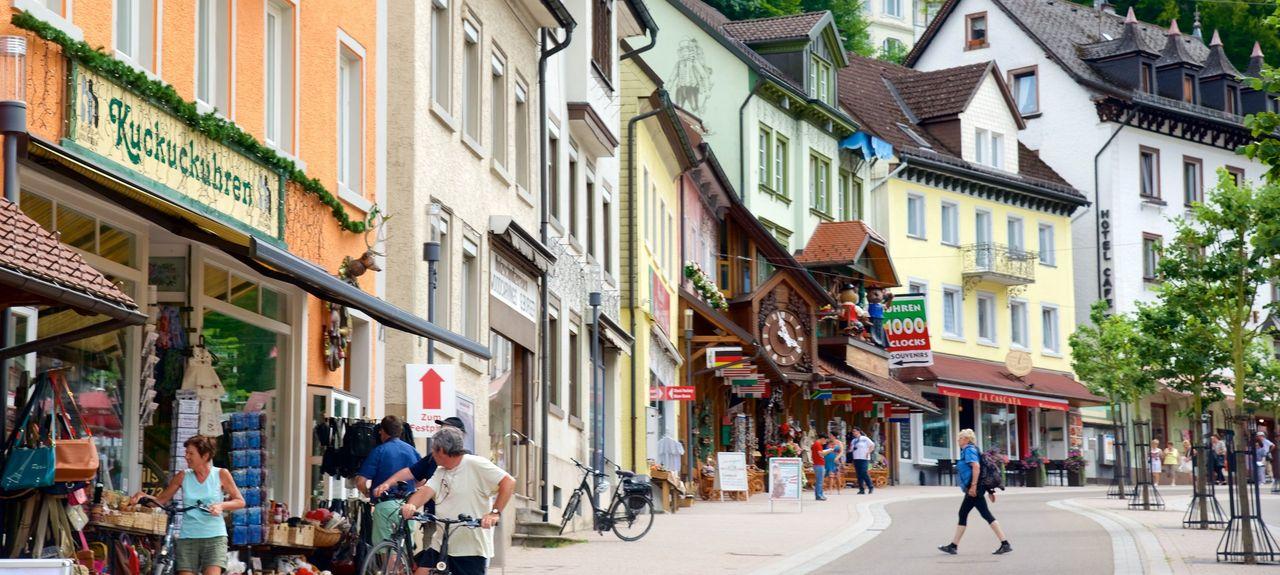 Schonach, Bade-Wurtemberg, Allemagne