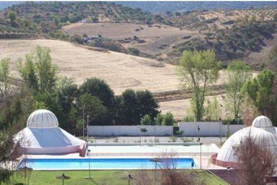 El Burgo, Andalusien, Spanien