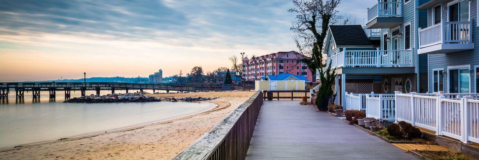 Chesapeake Beach, Maryland, Forente Stater