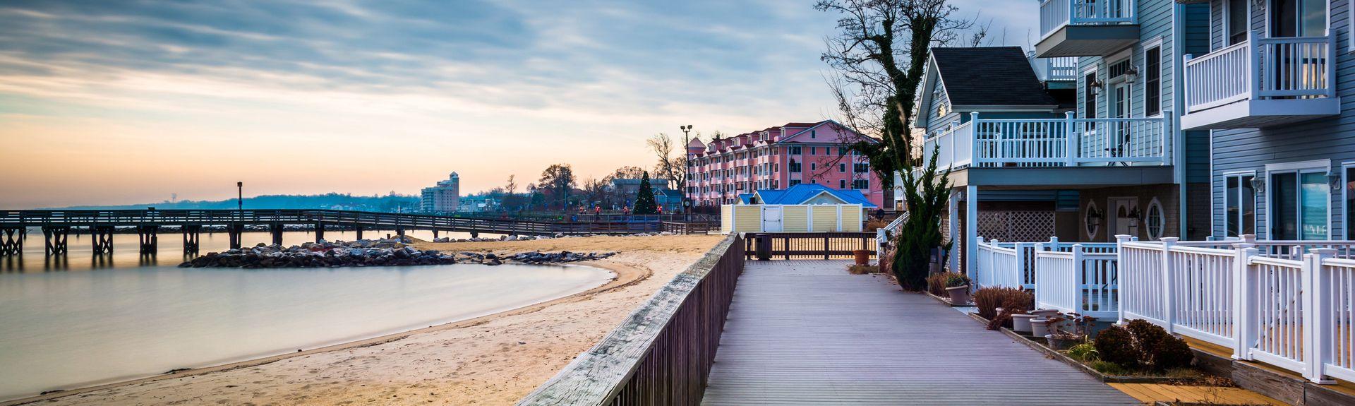 Chesapeake Beach, MD, USA