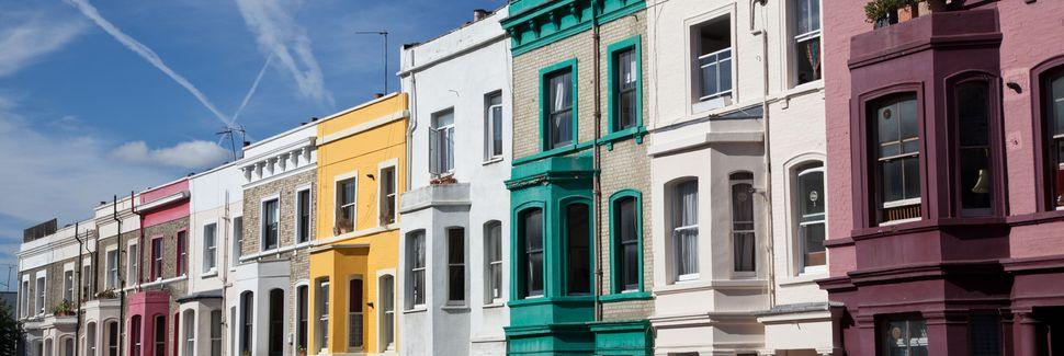 Notting Hill, London, England, Storbritannia
