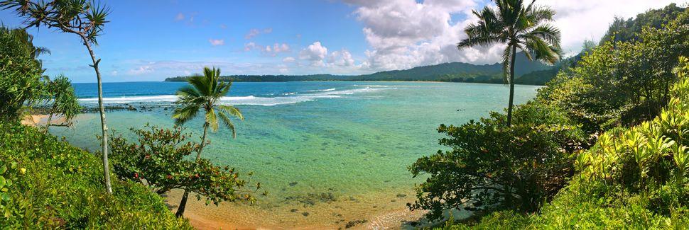 Coconut Coast, Kaua'i, HI, USA