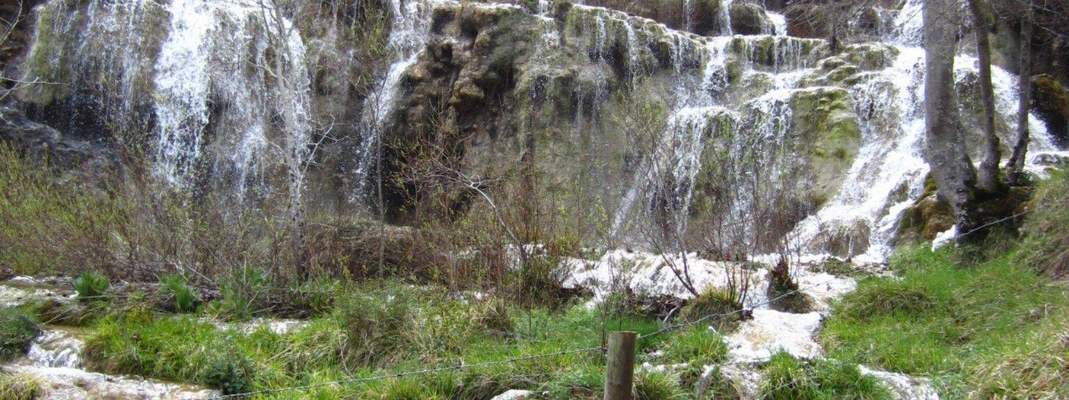 Aguilar de Campoo, Kastilien und León, Spanien