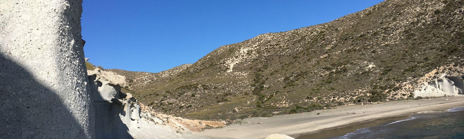 La Isleta del Moro, Almería, Spain