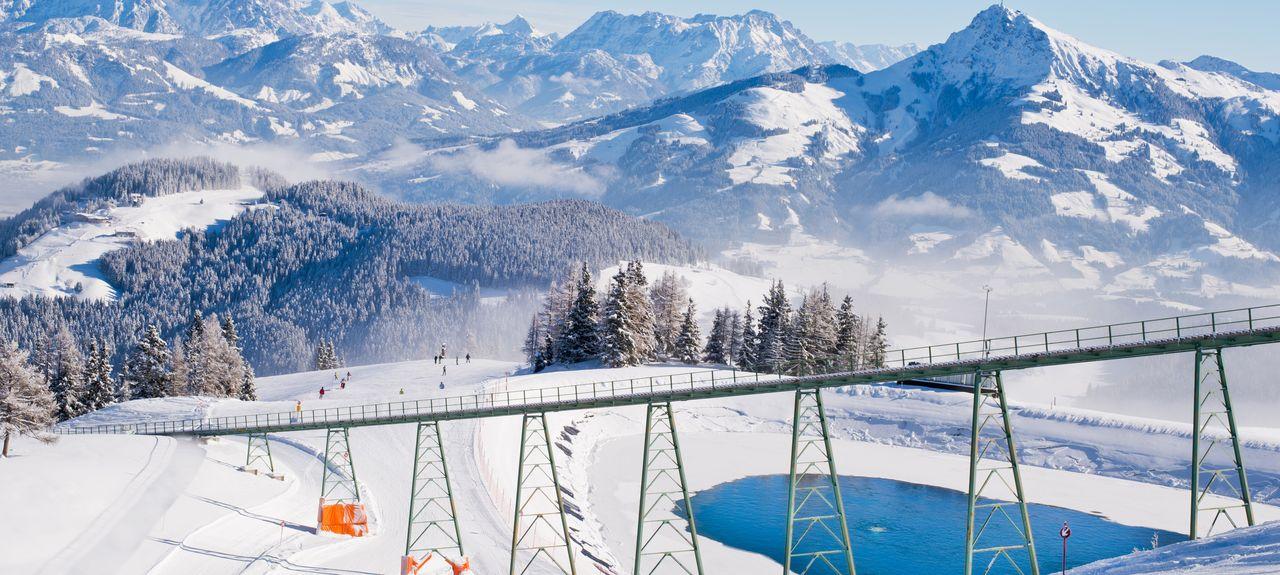 Ellmau, Tirol, Österreich