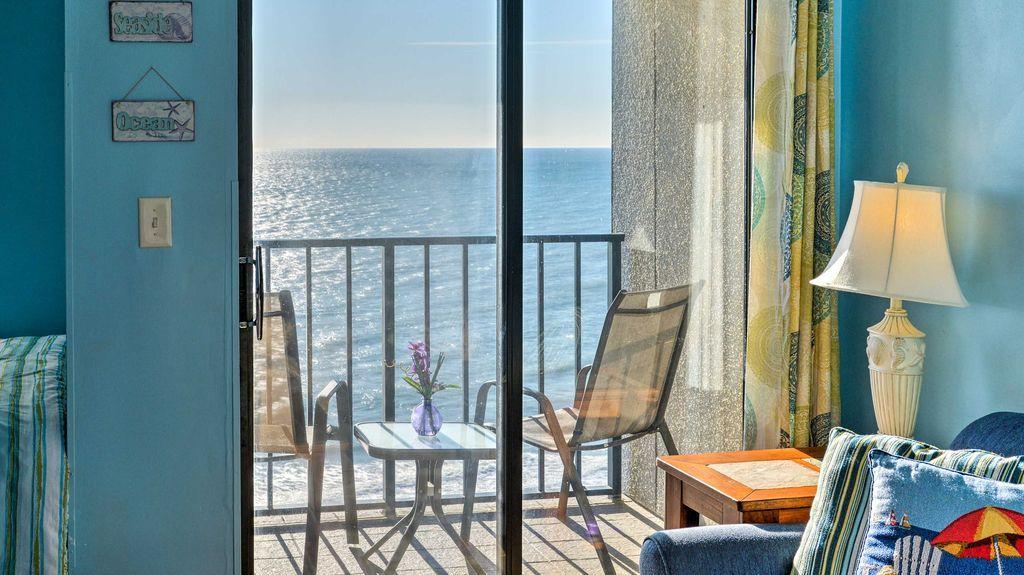 Myrtle Beach Resort, Myrtle Beach, SC, USA