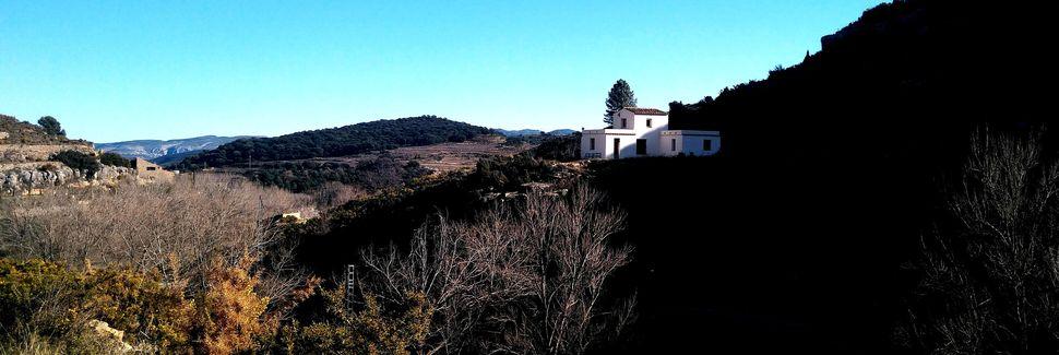 La Serra d'En Galceran, La Valenciana, Spania