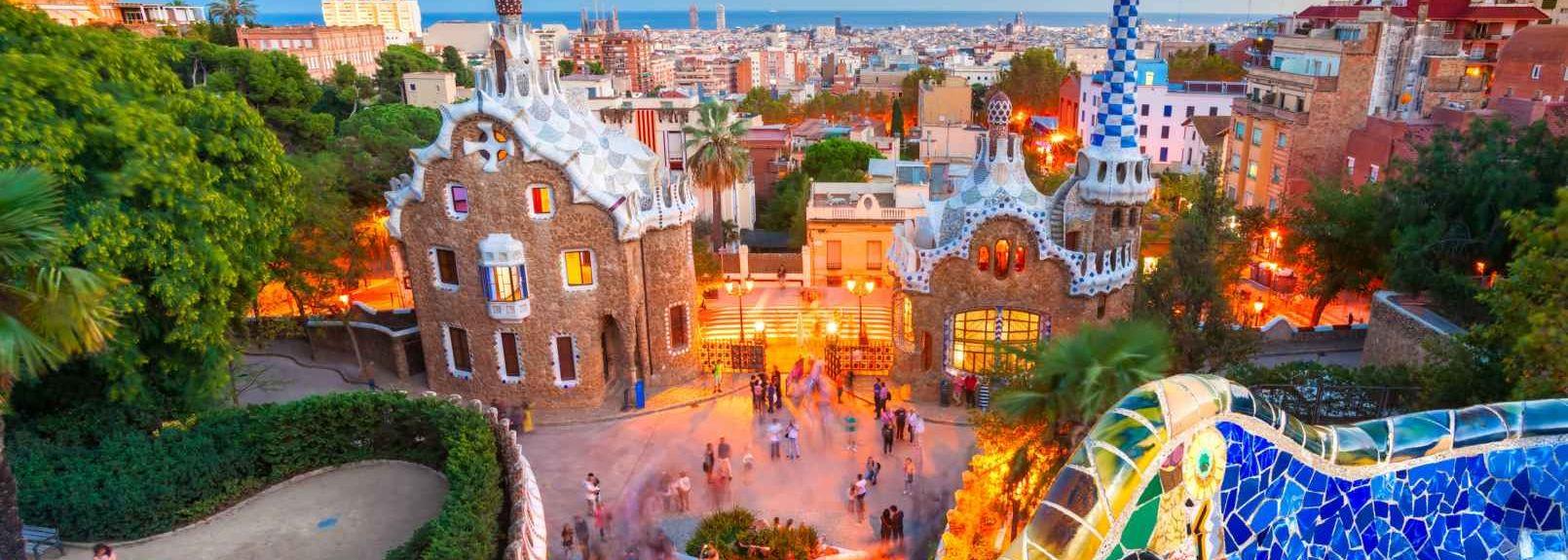 Arc de Triomf, Barcelona, Katalonien, Spanien