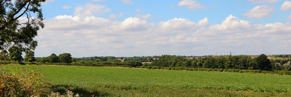 East Northamptonshire District, Northamptonshire, UK
