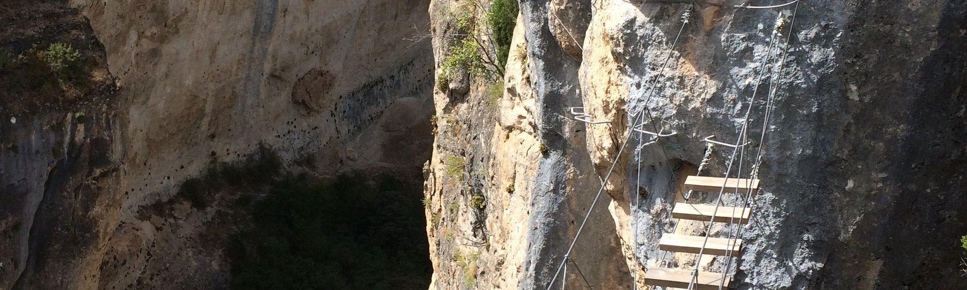 Cañamares, Castilla-La Mancha, Spanien