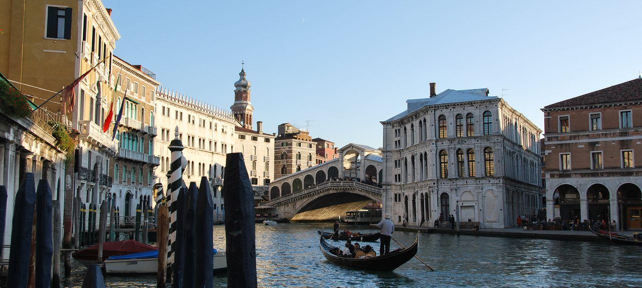 San Polo, Venise, Vénétie, Italie