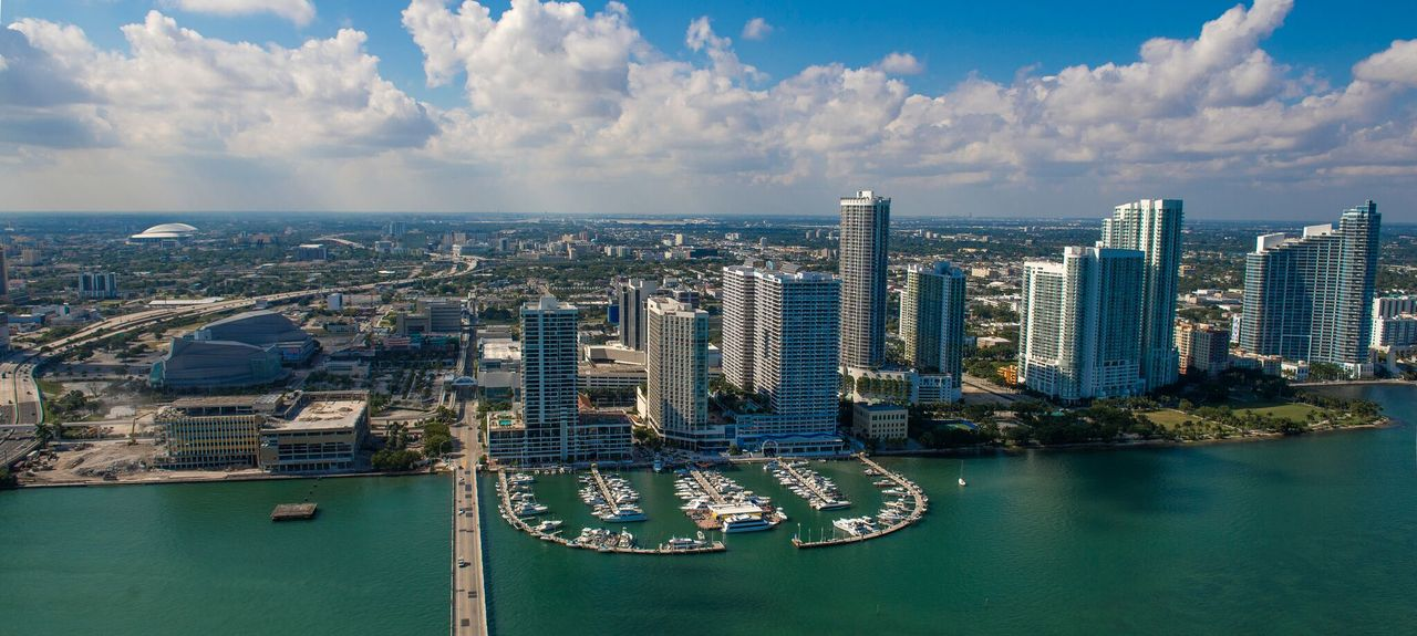 Brickell, Miami, FL, USA