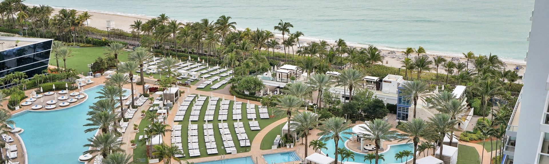 Fontainebleau Resort, Miami Beach, FL, USA