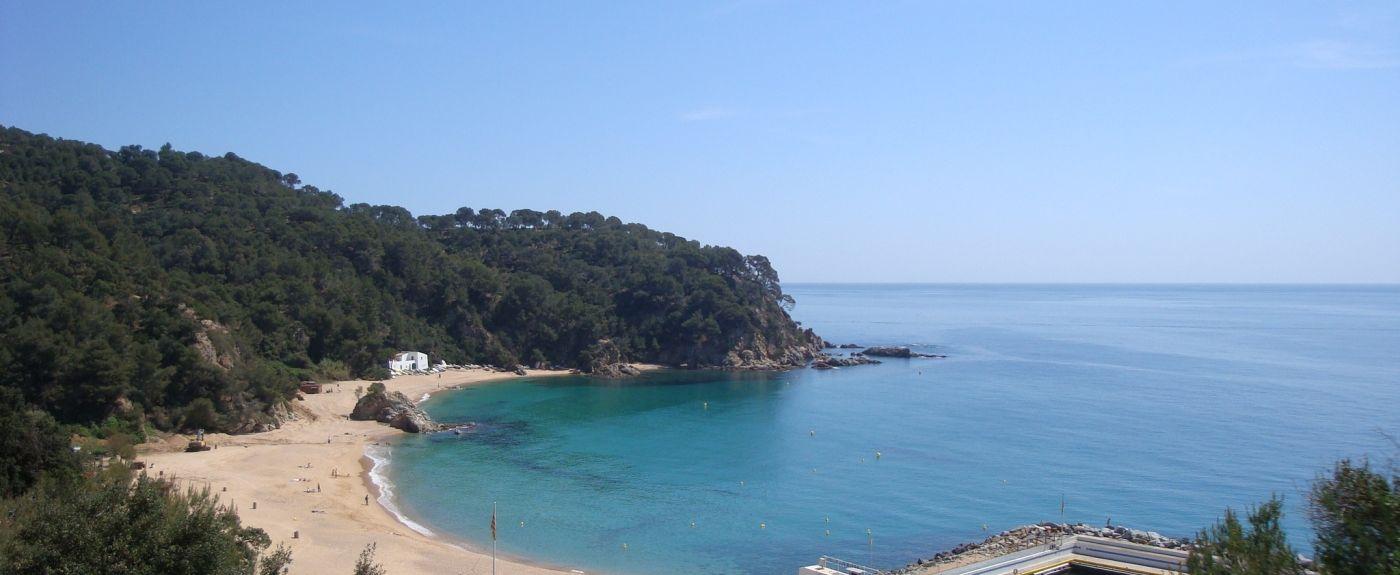 Malgrat de Mar, Katalonien, Spanien