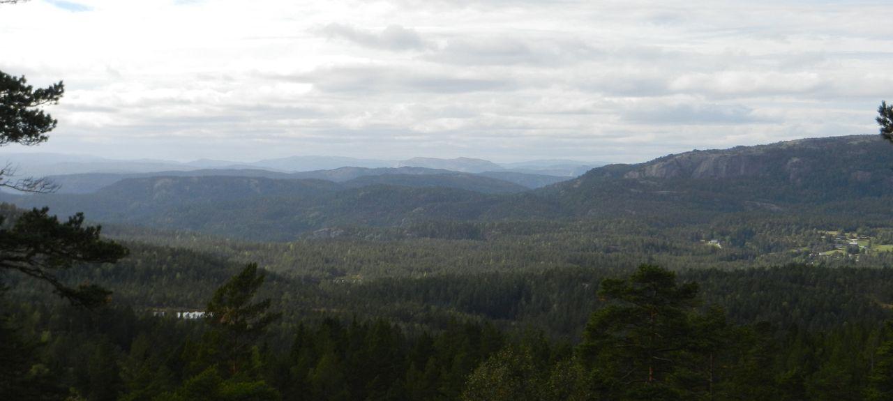 Nissedal, Comté de Telemark, Norvège