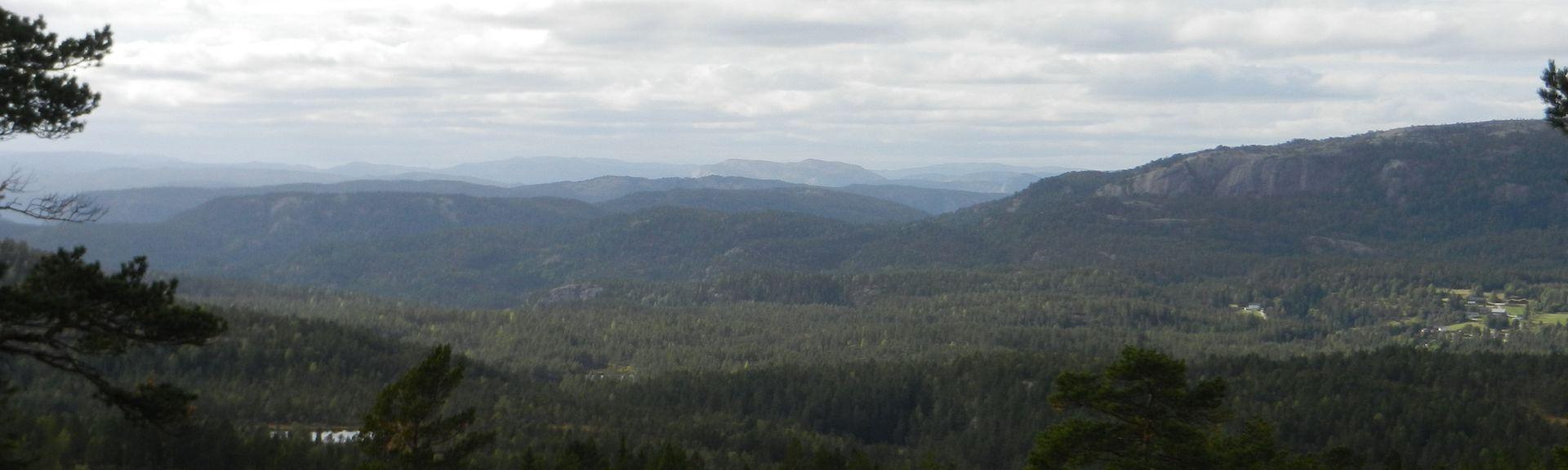 Treungen, Norway