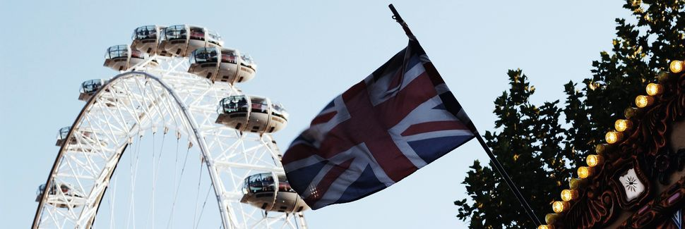 London Eye, London, England, UK