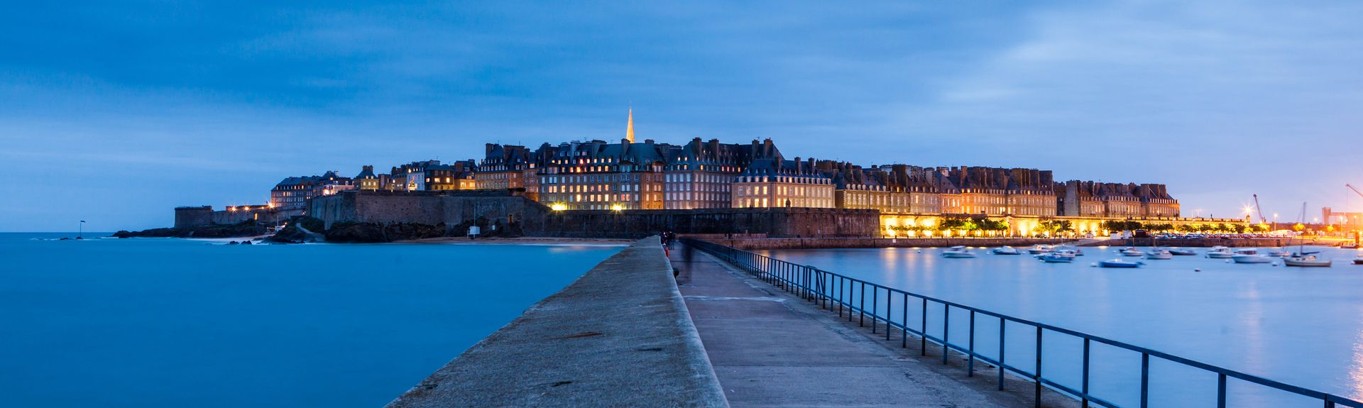 Saint-Malo, Bretagne, Frankrike