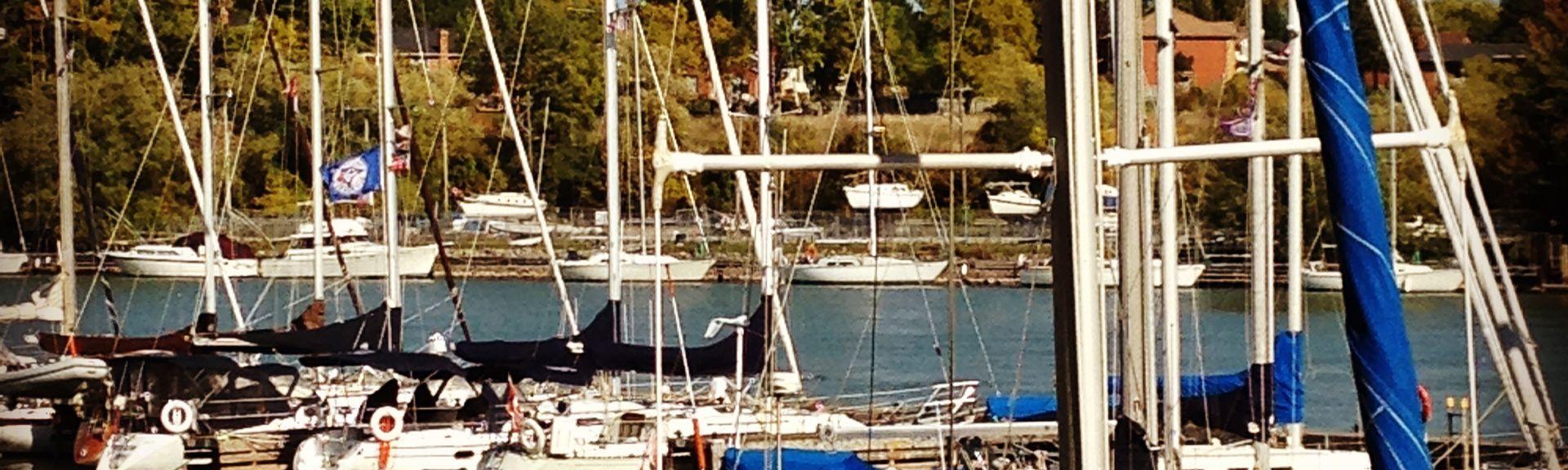 Port Dalhousie, St. Catharines, Ontario, Canada