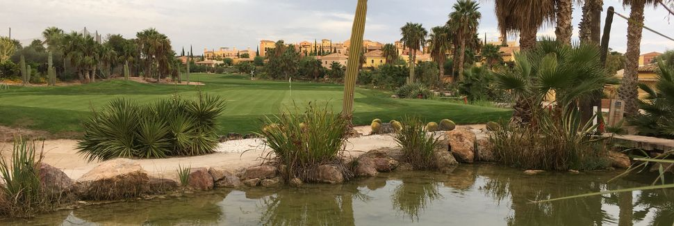 Desert Springs Family Leisure & Golf Resort (Cuevas del Almanzora, Andalusia, Espanja)