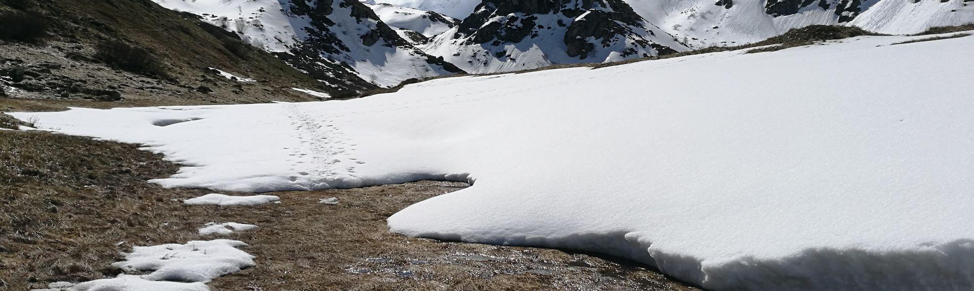 Χιονοδρομικό Κέντρο του Βαλμεϊνιέρ, Valmeinier, Οβέρν-Ρον-Αλπ, Γαλλία