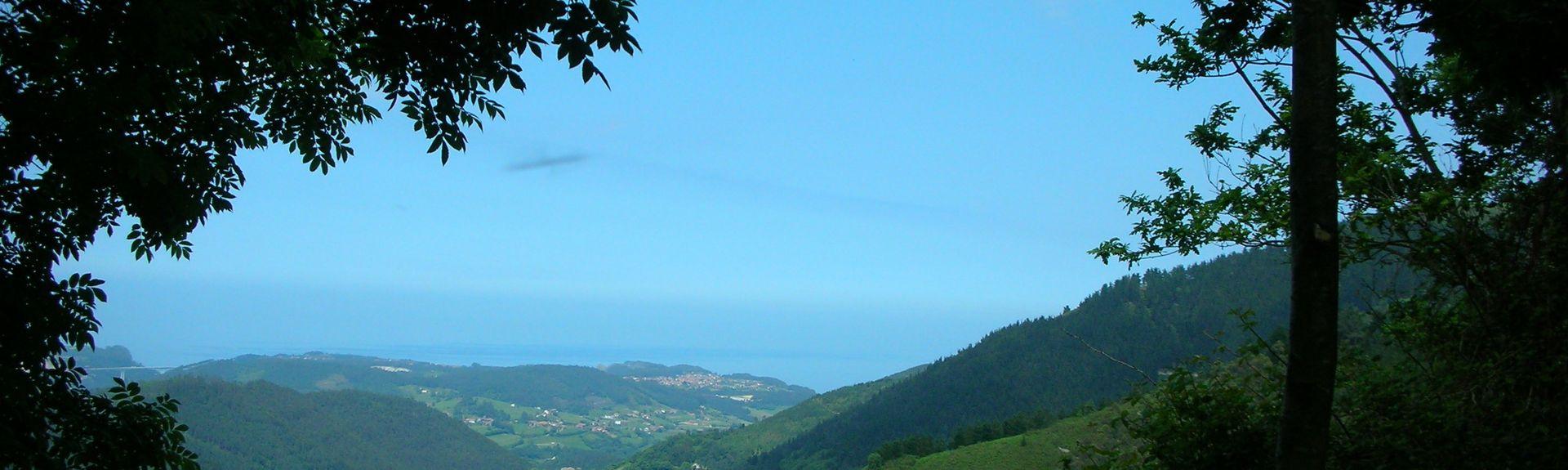Bajo Nalón, Asturië, Spanje