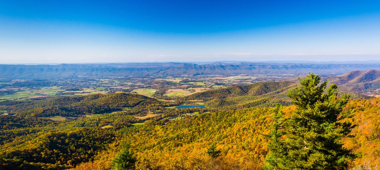 Shenandoah Valley, VA, USA