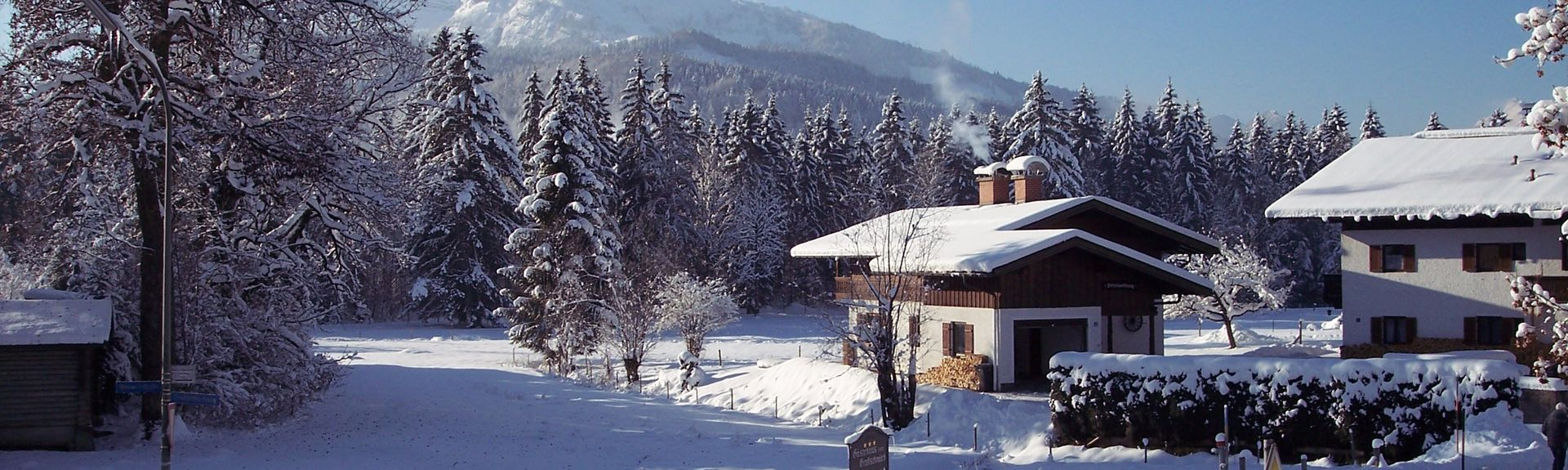 Aschau im Chiemgau, Beieren, Duitsland