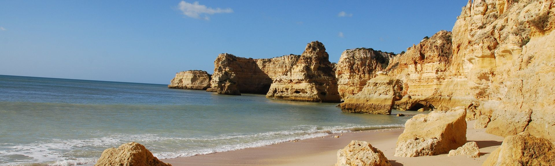 Benagil, Carvoeiro, Faro District, Portugal