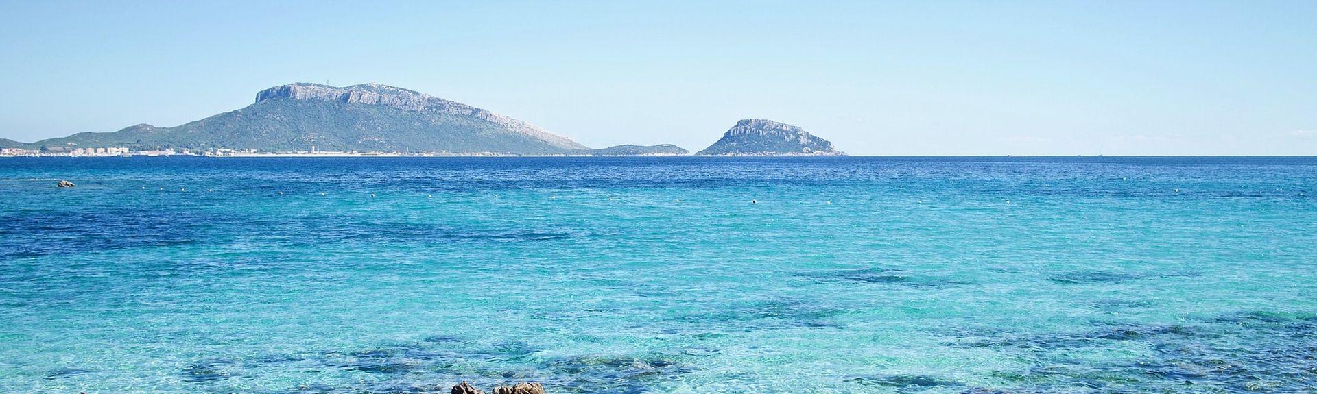Baja Sardinia, Arzachena, Sardenha, Itália