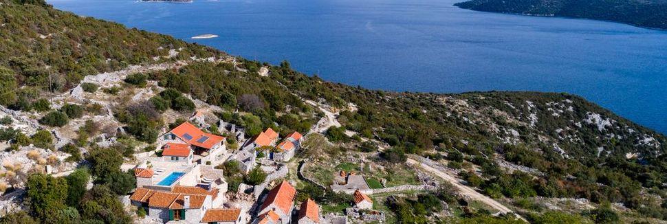 Vinišće, Split-Dalmatiens län, Kroatien