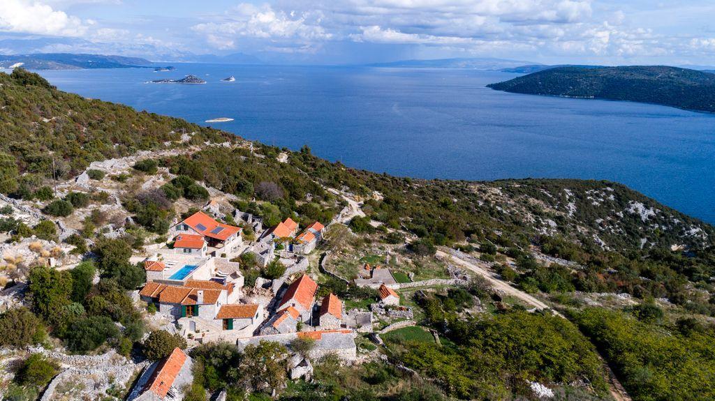 Vinisce, Marina, Split-Dalmatien, Kroatien