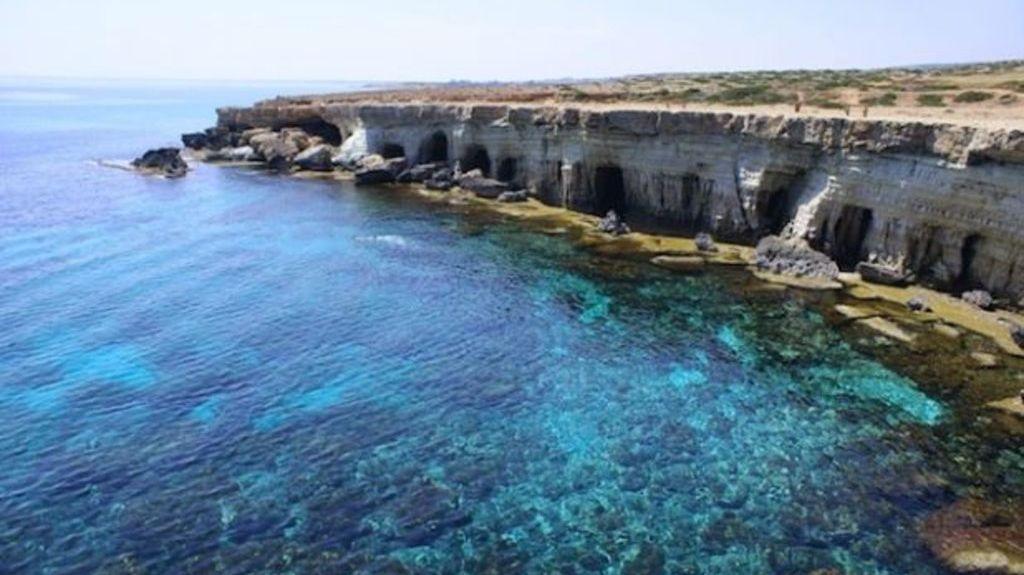 Skala, Larnaca, Cyprus