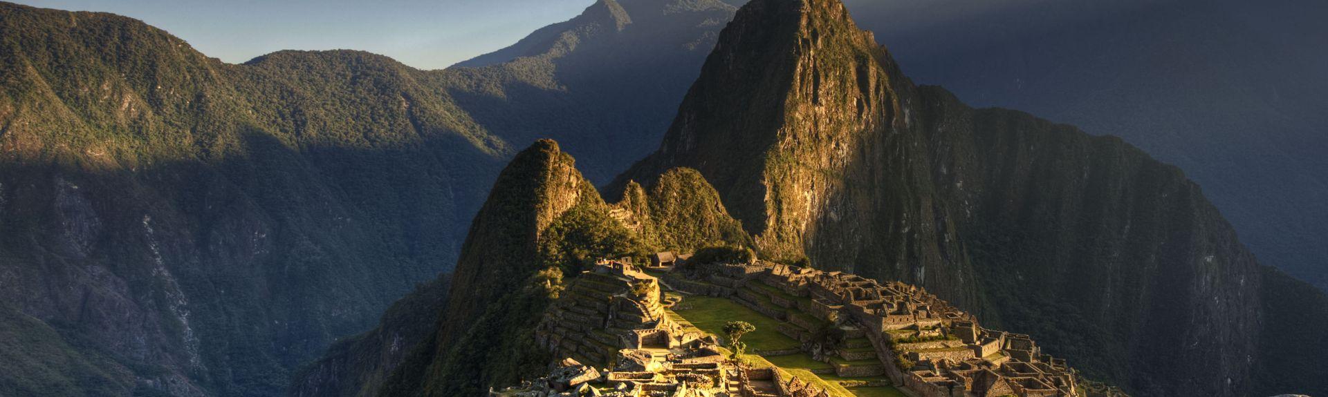 Ollantaytambo, Cusco Region, Peru