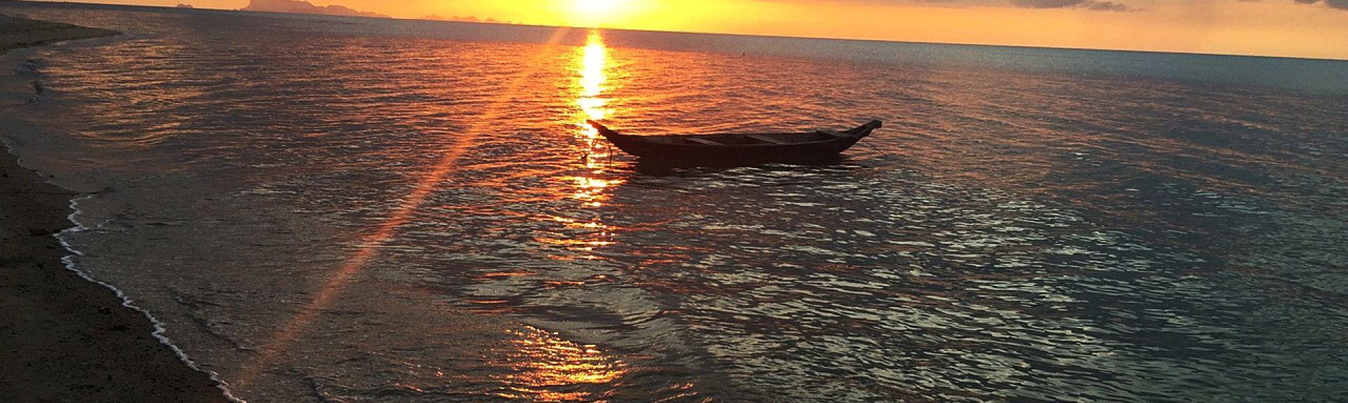 Silver Beach, Koh Samui, Thailand