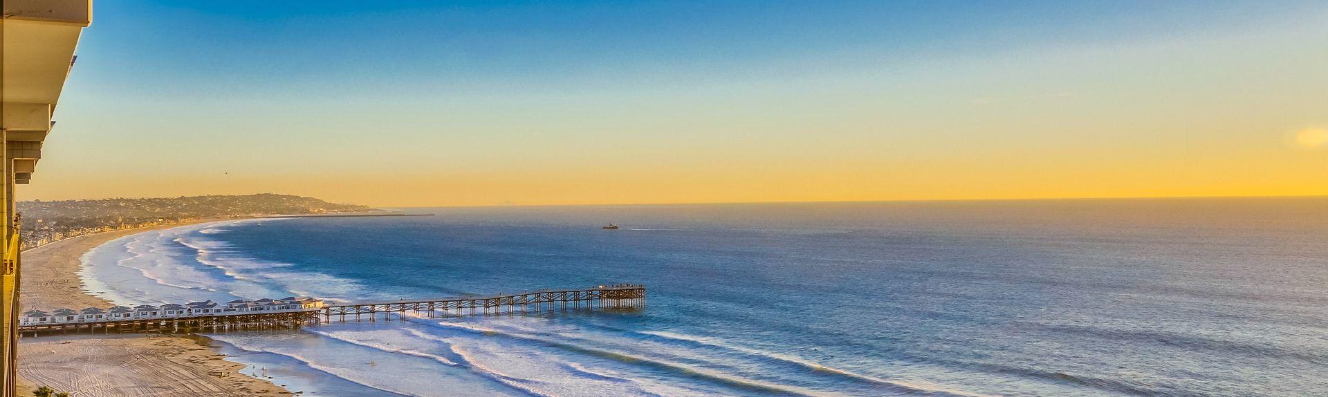 Capri by the Sea, San Diego, CA, USA