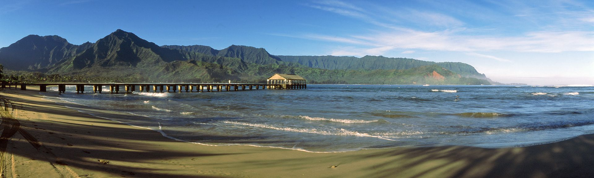 Lumahai Beach, Hanalei, Hawaii, United States of America