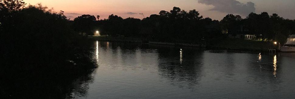 Sylvan Beach Park, La Porte, Texas, Vereinigte Staaten