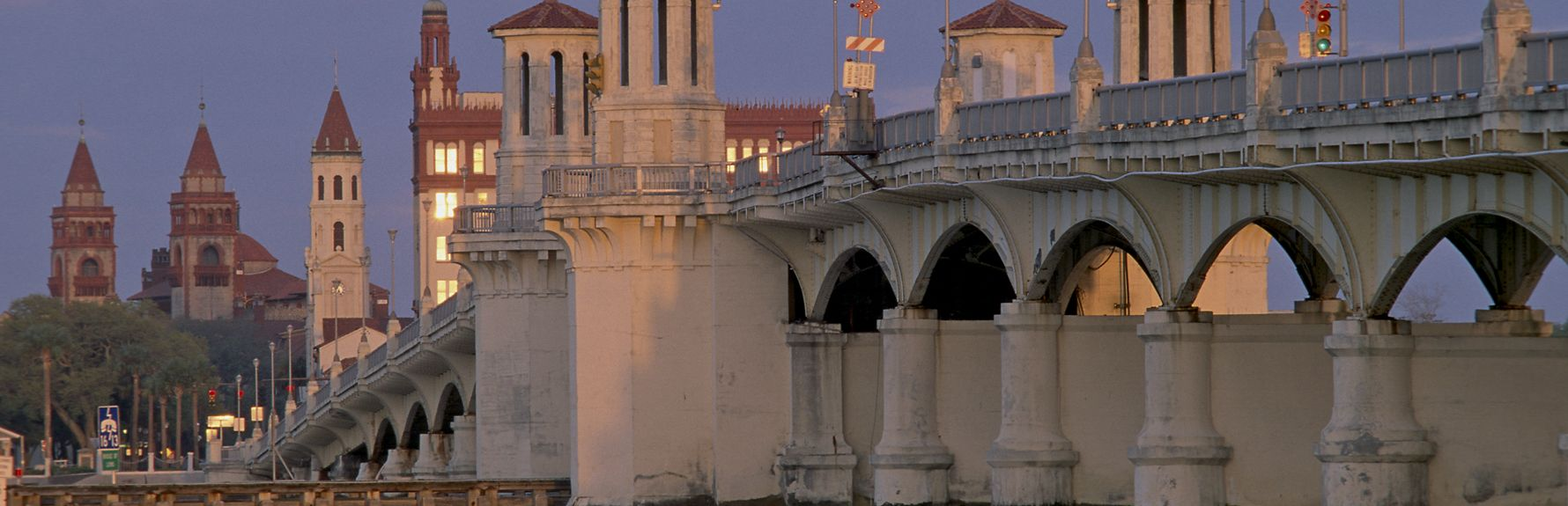 Città Vecchia, St. Augustine, Florida, Stati Uniti d'America