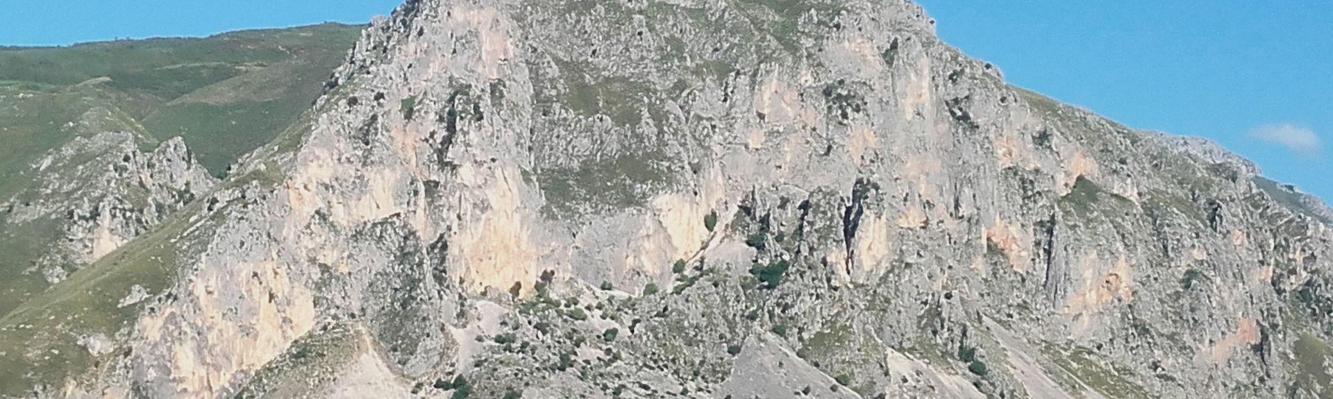Capo d'Orlando, Sicilië, Italië