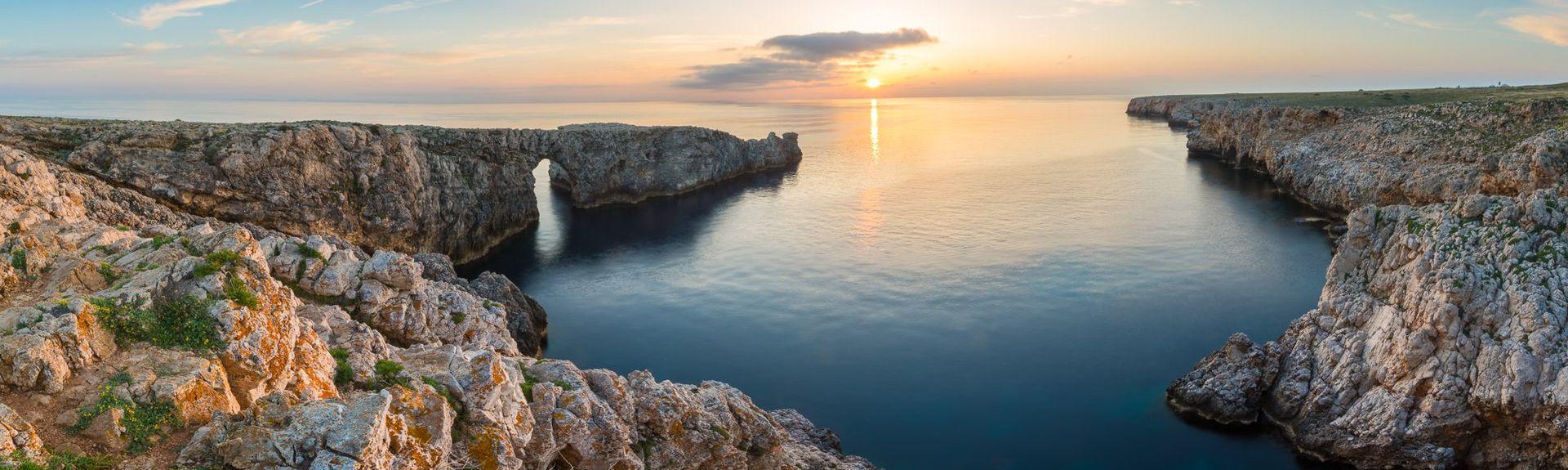 Sol del Este, Es Castell, Islas Baleares, España