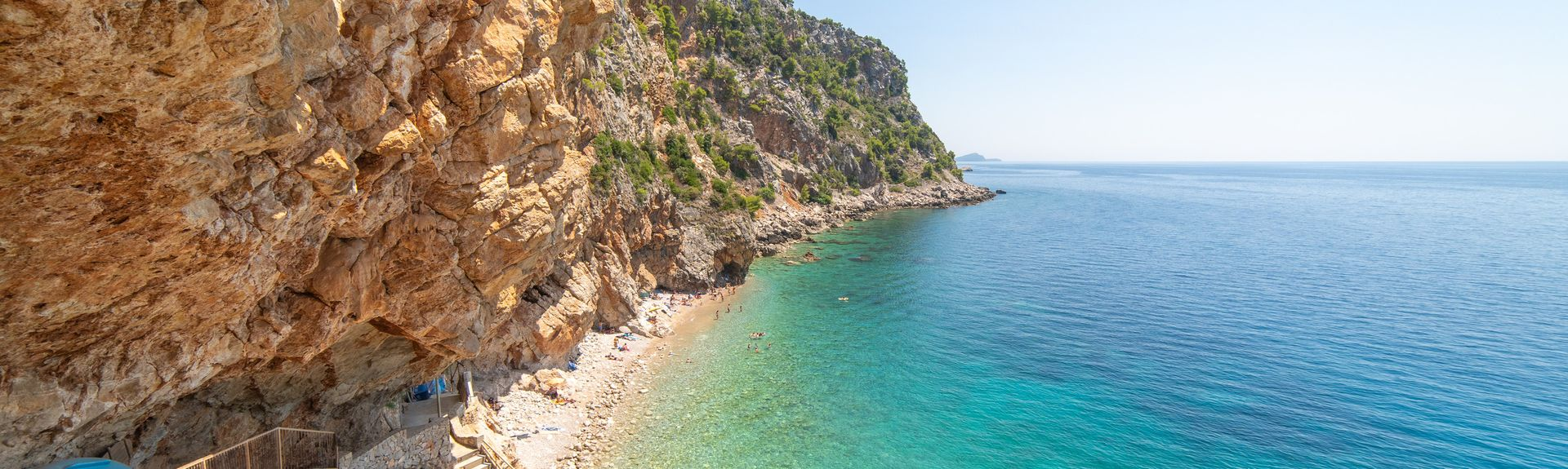 Comitat de Dubrovnik-Neretva, Croatie