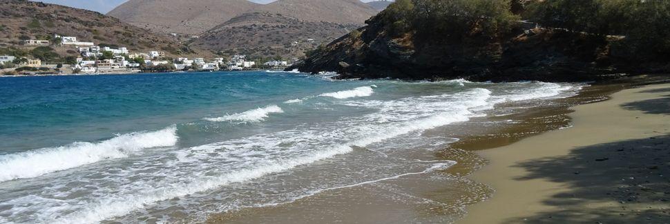Poseidonia, Les îles Égéennes, Grèce