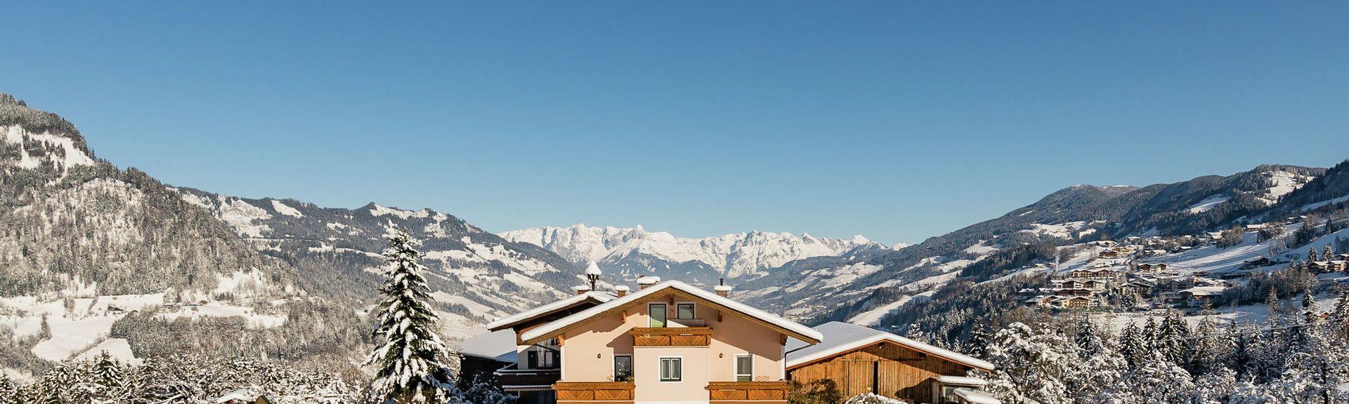 Zauchensee Rosskopf Ski Lift, Altenmarkt im Pongau, Austria