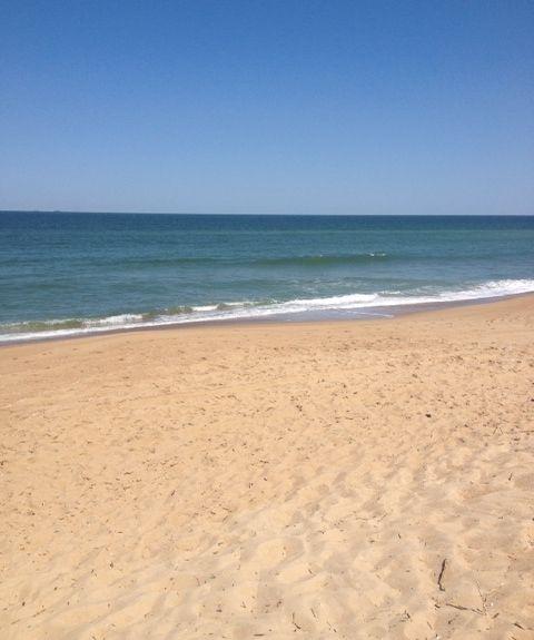Croatan Beach, Virginia Beach, Virginie, États-Unis d'Amérique