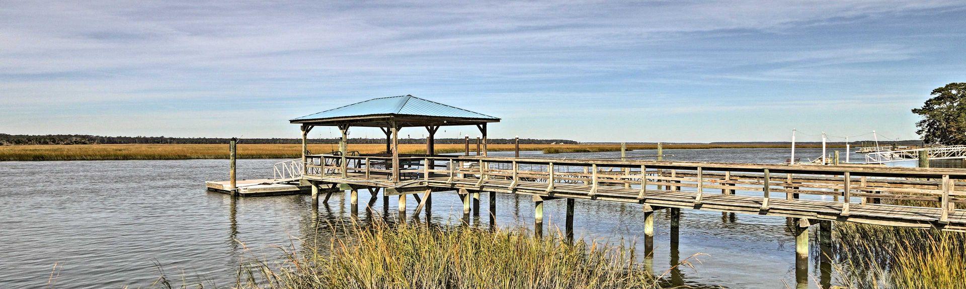 Ossabaw Island, GA, USA