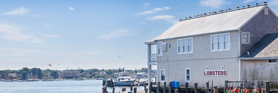 Casco Bay, Maine, Estados Unidos
