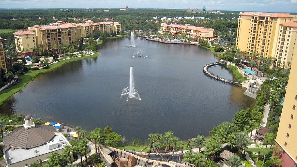 Bonnet Creek, Wyndham Orlando, Lake Buena Vista, FL, USA