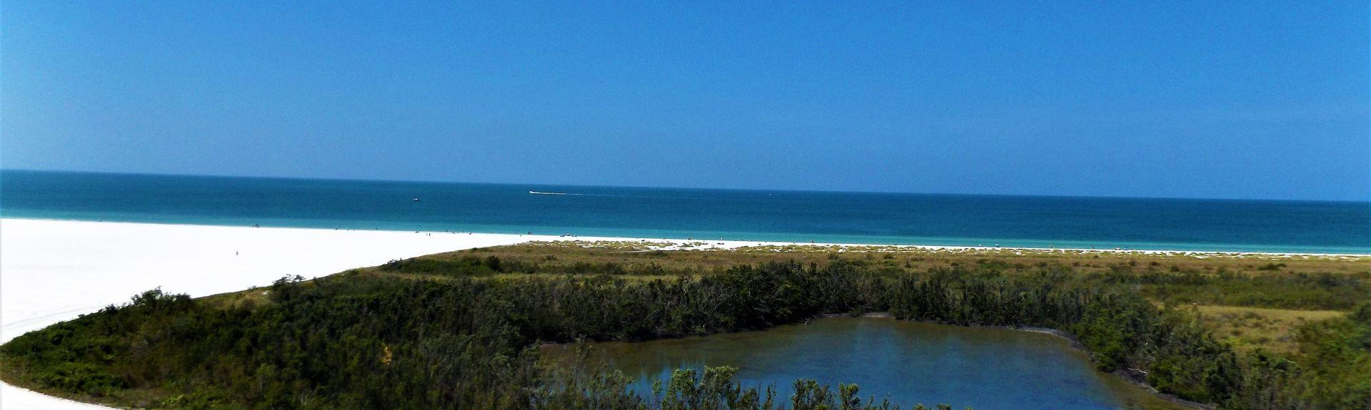 Marco Island Marina, Marco Island, FL, USA